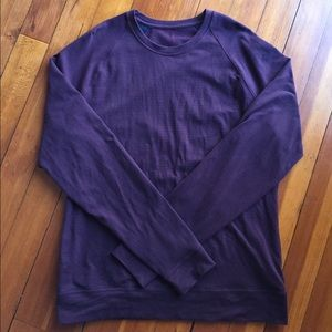 Lululemon Long Sleeve Sweater